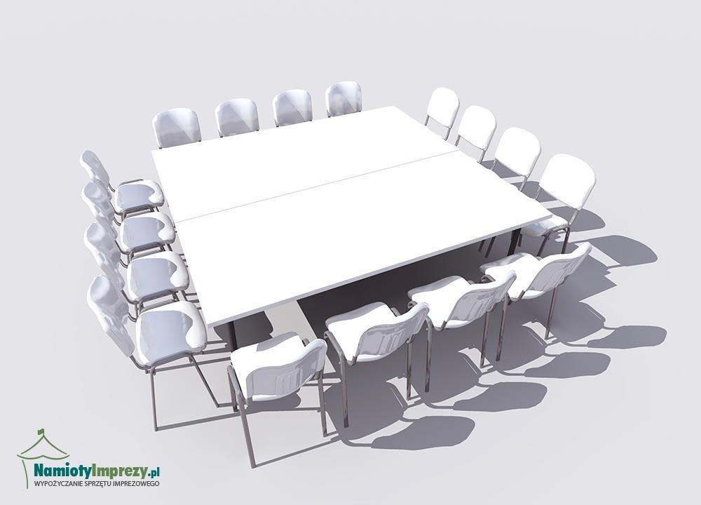 Stół prostokątny x 2 - wypożyczalnia Namioty i Imprezy