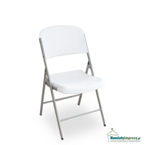 Krzesło cateringowe składane - wypożyczalnia Szczecin - Namioty i Imprezy